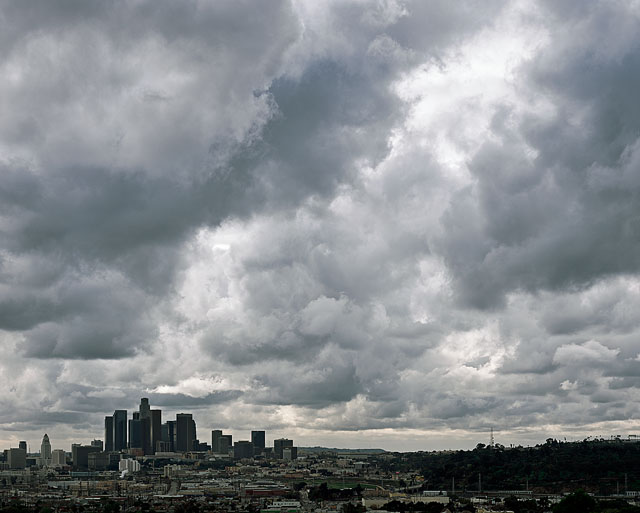 skyline image, los angeles, lincoln heights